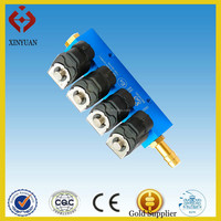Car spare parts cng lpg injector for best sequential cng kit