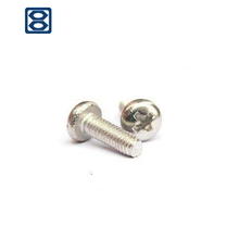 Haiyan Bafang DIN7985 pan head cross recessed self tapping screw bolt
