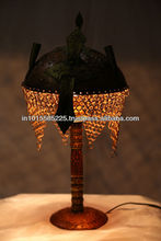 Helmet Lamp Handcrafted IL1520412TL Copper