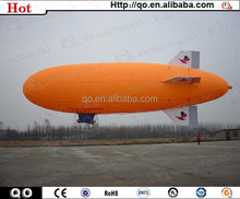 Newest deign high performance remote controller inflatable blimp zeppelin airship