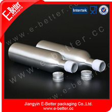 500m champagne aluminum bottle