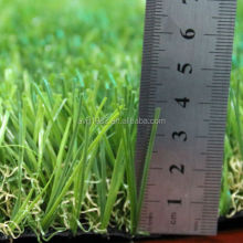 Natural looking UV test artificial grass for landscape