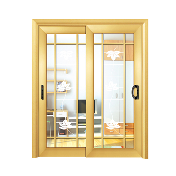 yiwu office glass door design with low price buy wood glass door