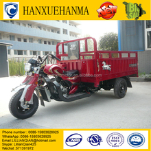 heavy capacity pedal cargo Three-wheeled motorcycle with dongba booster