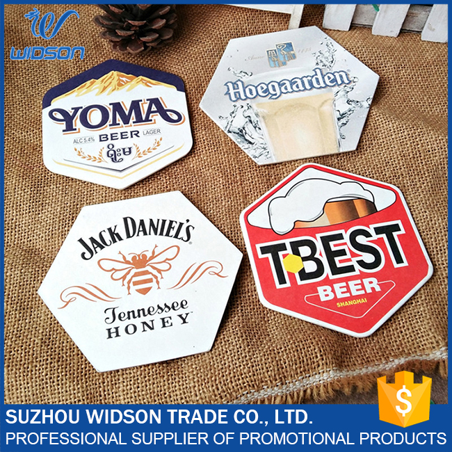 Promotional gift items coaster new arrival, different types of new promotional