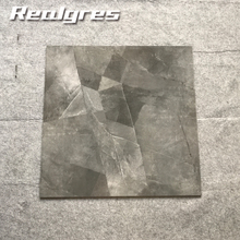Realgres grey kitchen glazed polished porcelain marble floor tile stickers