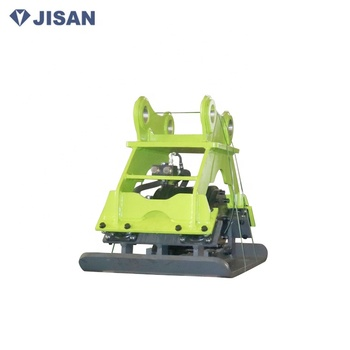 Hydraulic Compactor, Vibratory Plate Compactor