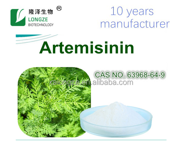 High-quality free sample Artemisinin Plant Extract /Sweet Wormwood Herb Extract with artemisinin 98% to cure malaria