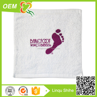 100% cotton promotional hand towel