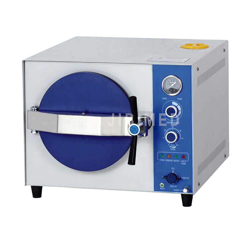 hospital ophthalmic autoclave table top type 20 liter 24 liter