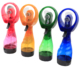 Science Purchase Deluxe Cold Water Mist Fan Assorted Colors for cool
