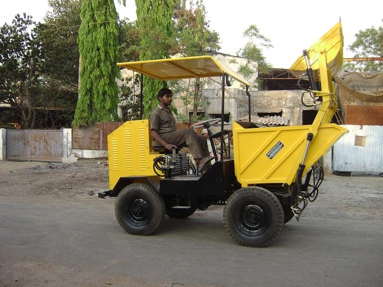 MINI SELF LOADER DUMPER---MD 1 SL