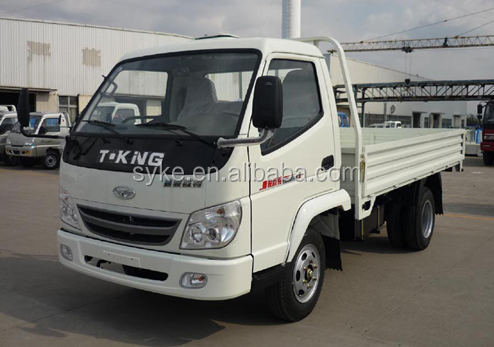 T-King 2 Ton 4x2 Light Truck (Diesel Engine) ZB1040LDCS