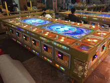 Hot sale Ocean King 2 ocean monster plus casino slot fishing game Thunder Dragon video console arcade catch fish game machine