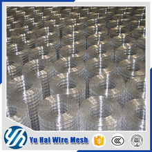 2x2 Square Galvanized Welded Wire Mesh Size