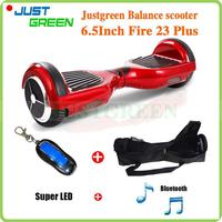 Hot sale in Christmas 36V 4.4AH 6.5inch 2 wheel electric scooter self balancing for outdoor sports