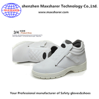white safety shoes work boots safety footwear