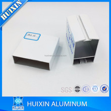 Foshan HUIXIN factory aluminum profile for office partition