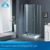 Quality Assured Low Cost Stylish Design 90X90 Shower Cabin Enclosure