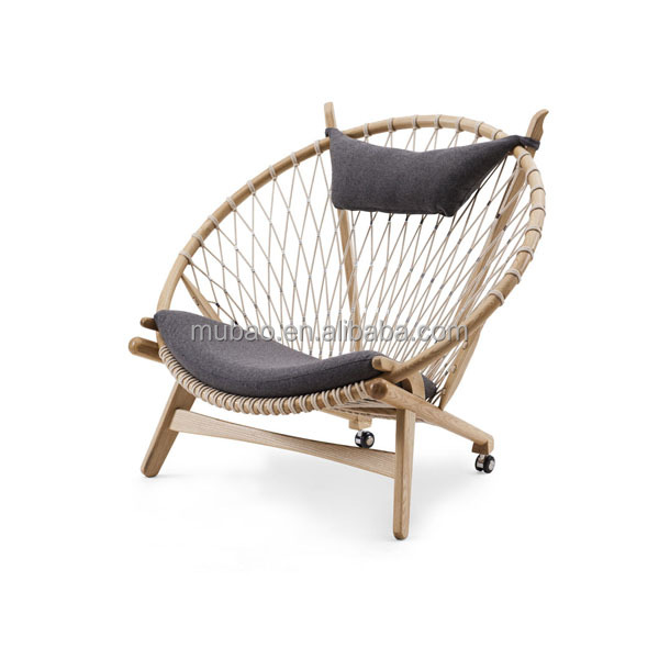 Hot Sale Design Product Wood Replica Circle Chair