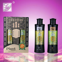 Plant natural black beijing hair color for men