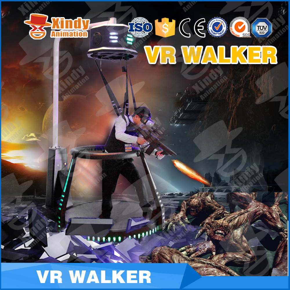 CS shooting game VR glasses wholesale home theater systems 9d movies cinema 9dvr 3d glasses for virtual reality goggles walker