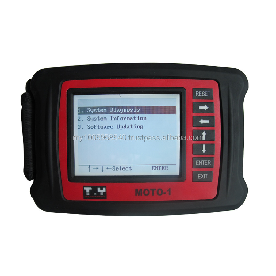 Free DHL!! 2014 NEW Best MOTO KTM Motorcycle Diagnostic Scanner handheld KTM motorbike scanner