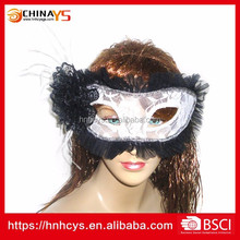 NO.1 Feather Crafts Product Free Sample Masqurade Party Masks with cheapest prices