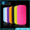 Factory price slim power bank ,gifts power bank promotion , custom logo 5600mah power bank charger