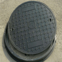 Customized Round SMC/FRP Composite Manhole Cover For Sales