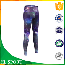 Great Performance Womens Custom Printed Leggings Wholesale