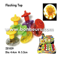 2016 Novelty Toy Light Up Flashing Top