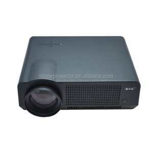 wireless screen mirroring 2800 Lumens home led projector