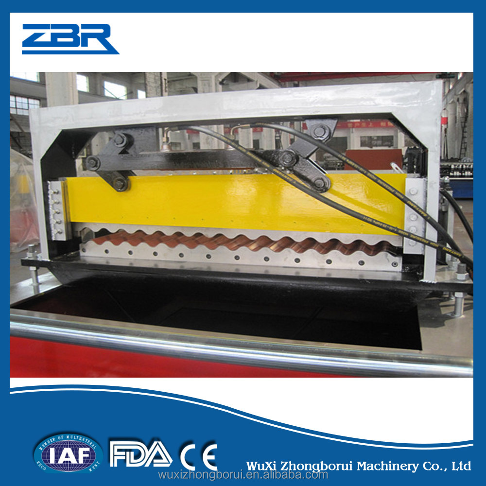 Corrugated Sheet Metal Roof Roll Forming Machine/Corrugated Making Machine