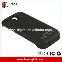 High Quality 5V 2600mAh External Battery Case for Samsung Galaxy S4 mini , made in China