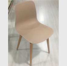 new style plastic chair for dining