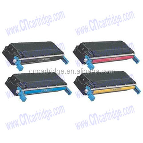 Compatible HP CE270A CE271A CE272A CE273A 650A color toner cartridge for HP 5525 printer