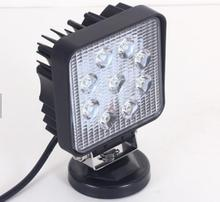 Automobiles & Motorcycles 27w SUV led auto working lights
