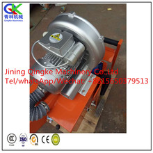 ISO Approved Best concrete floor grinding and polishing machine