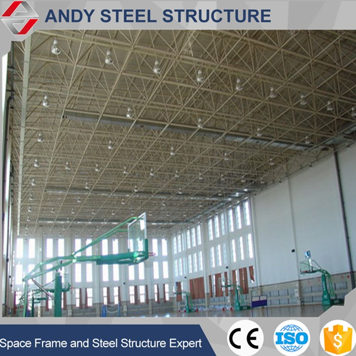 Light Type and steel Grade space frame steel structure