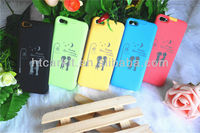 Power Bank/External Backup Battery Charger Cases/Covers for iPhone 5c with 2200mah capacity