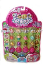 SQUINKIES 16 Pack SERIES 7