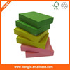 sticky note custom logo adhesive note for promotion office and school