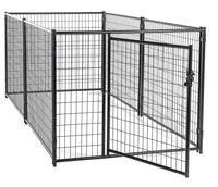 wholesale strong metal square tube dog kennel