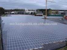 Specific design of solar energy power 1000kw by sinosola