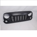lantsun J215 Black ABS plastic 4x4 Off Road Parts For Wrangler JK Front Grille