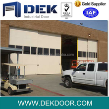 Industrial Color Plate Metal Shed Sliding Doors