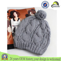 South Korea Winter hat ladies knitted cap hat bonnet warm new wholesale outdoor