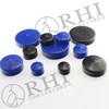 Equal shape plastic hdpe pipe end cap
