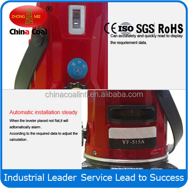 self leveling automatic rotation laser level high quality